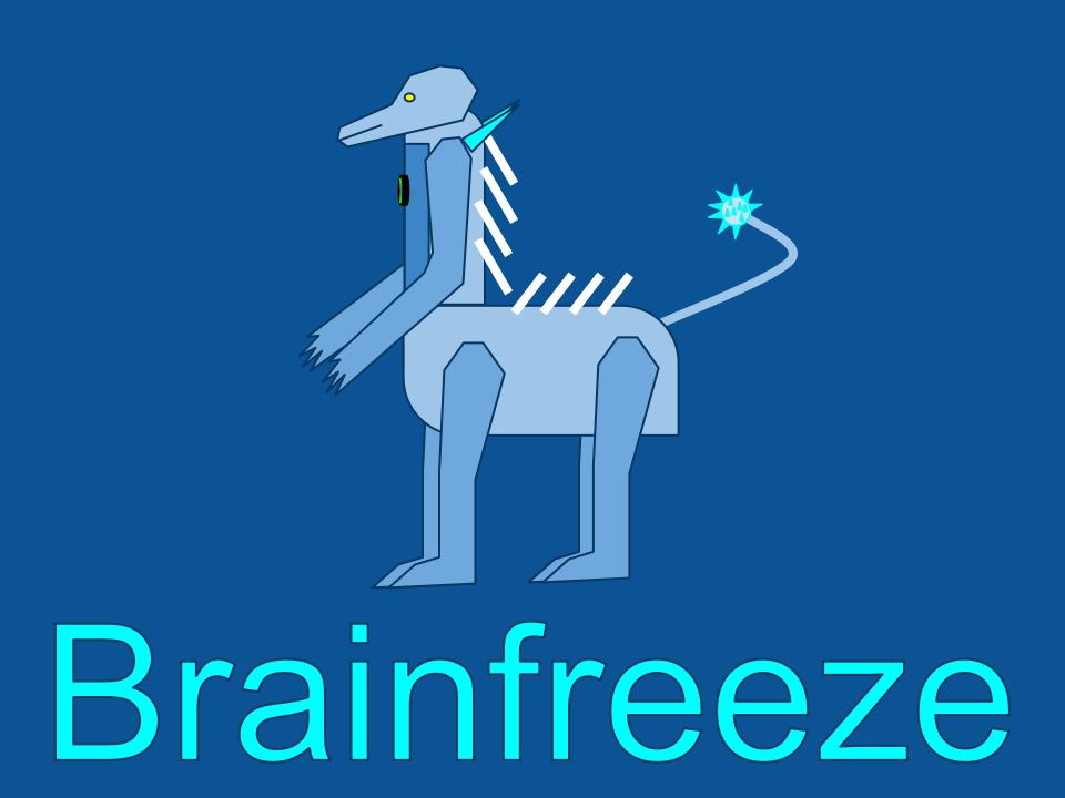 Brainfreeze (S10)
