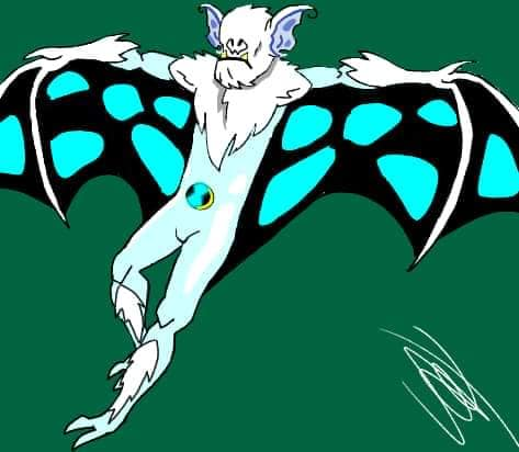 Great Bat (Ominihero)