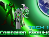 Tech 10: Combalien Evolution