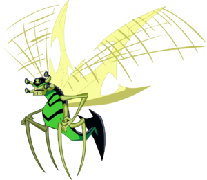 Stinkfly (Ben 10: Omniversal Force)