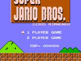 Super Jario Bros.