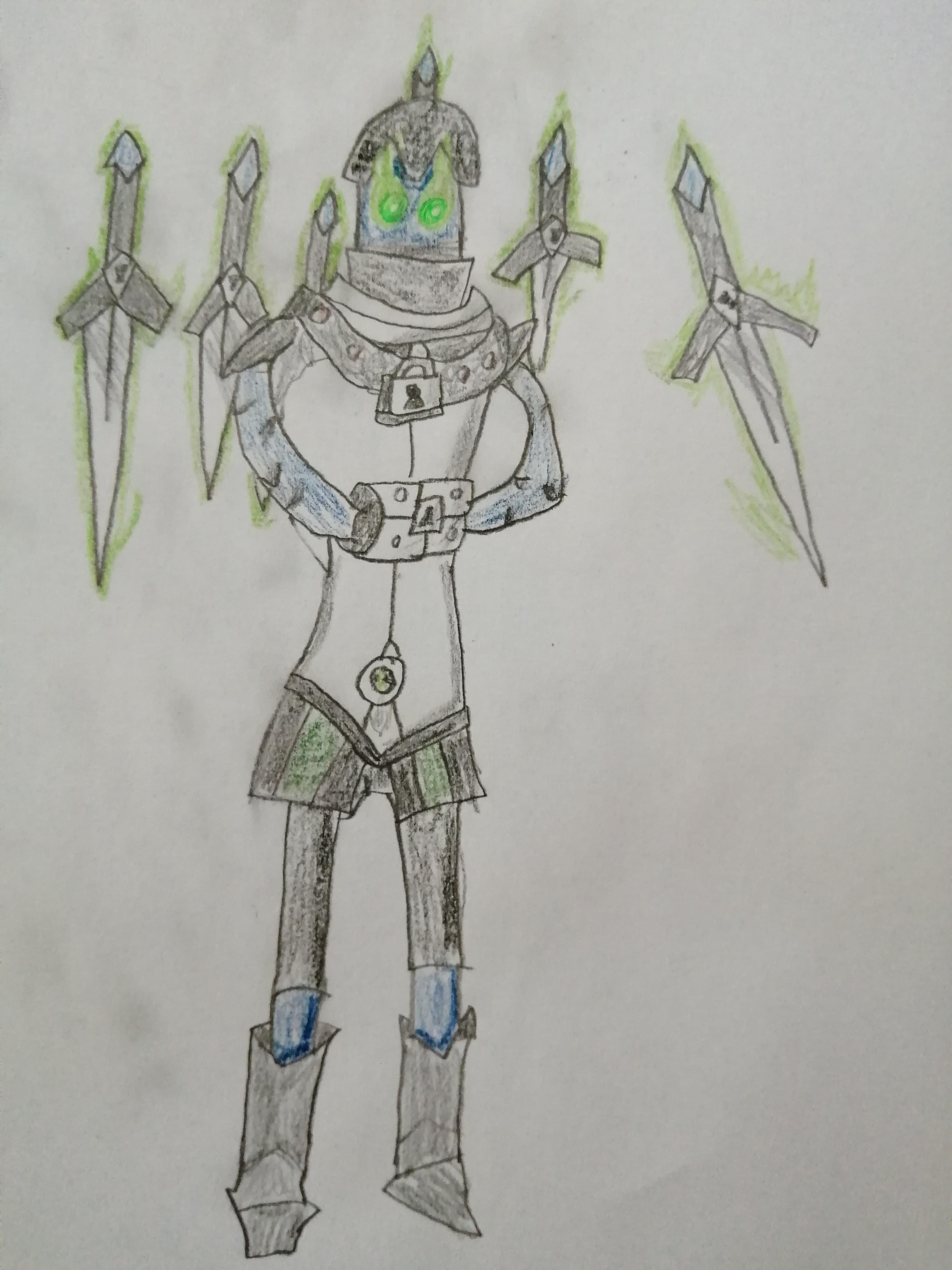Swordcaster