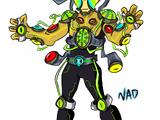 Xceed Eye Guy (Ben 10K-OH)
