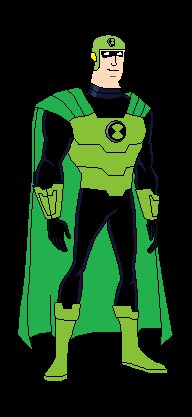 Captain Omnitrix