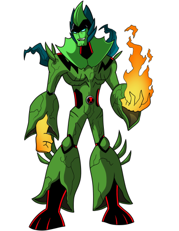 Forestfire (Omnitrix Unleashed)