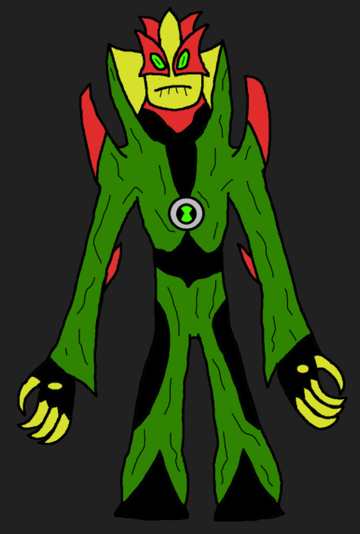 Swampfire (Universe-7781)