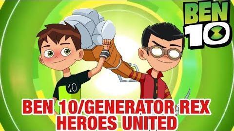 Ben 10 Videos/Ben 10 Reboot Season 2 Generator Rex Cross Over Concept