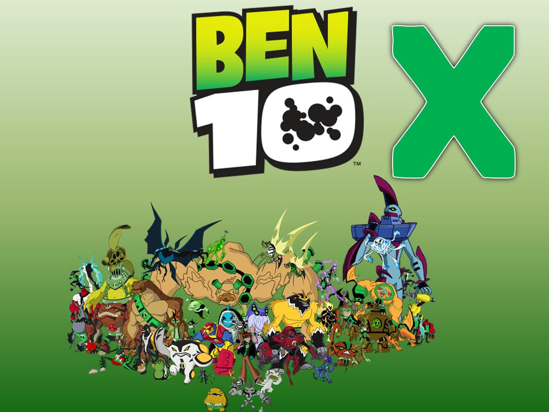 Ben 10 X