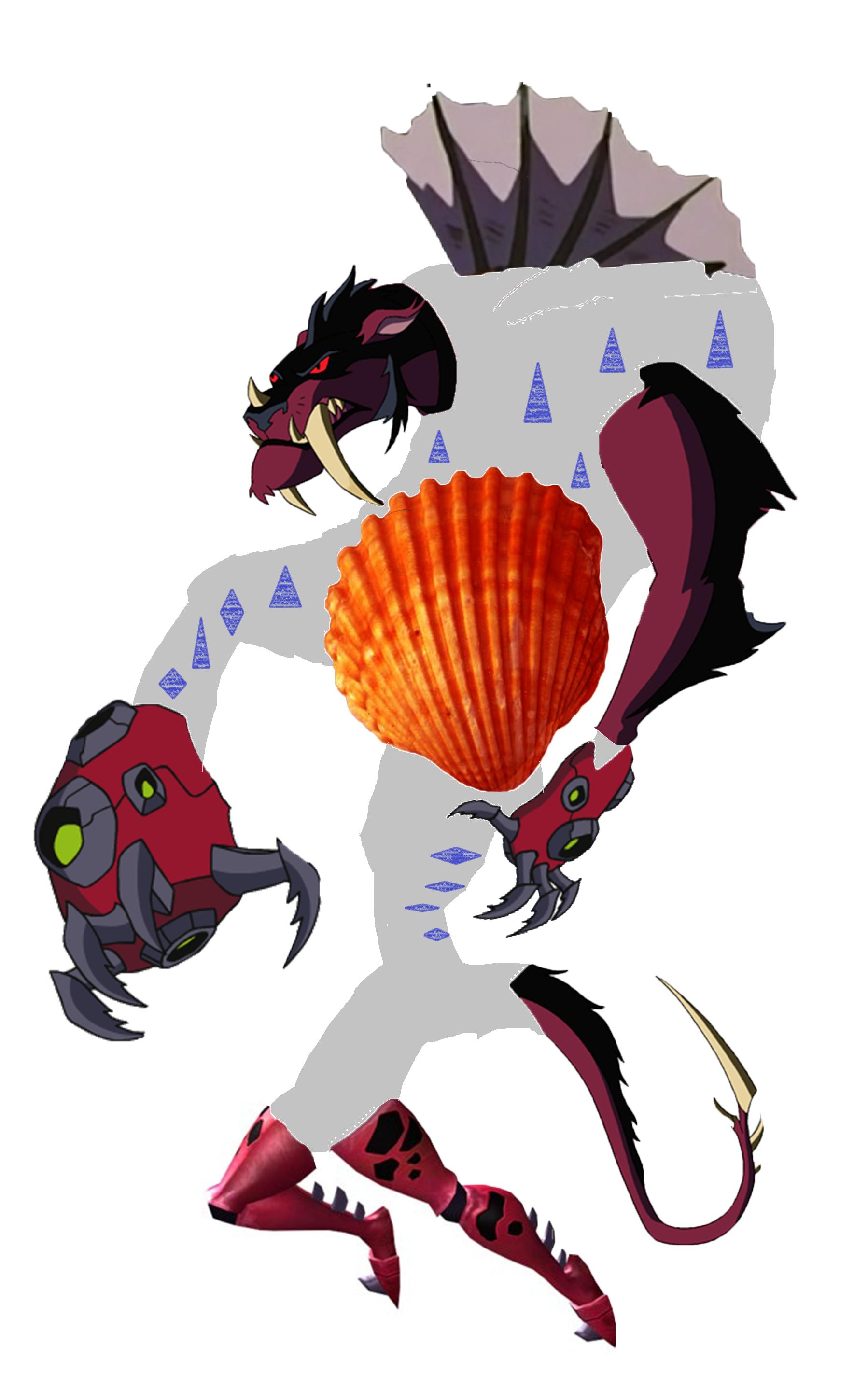 Aquagon (Galactic Smash Character)
