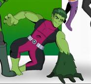 Beast Boy (Limi reality)