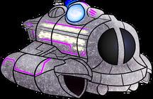 Chronian WarshipS