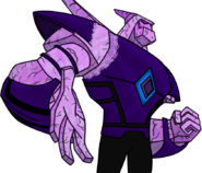 Time Breaker Tetrax