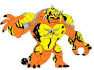 Saint Ultimate Humungousaur