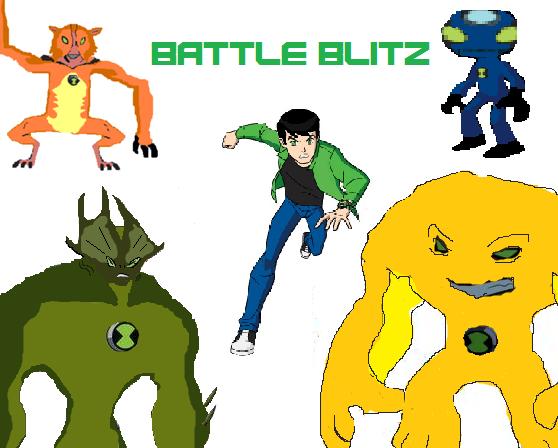 Battle Blitz