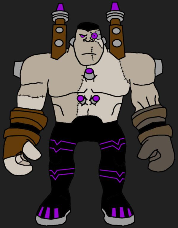 Dr. Viktor (Universe-7781)