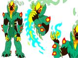 Swampfire (Ben 10K-OH)