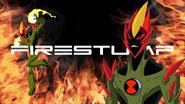 Firestump Title Card
