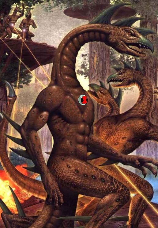 Guardian Reptile