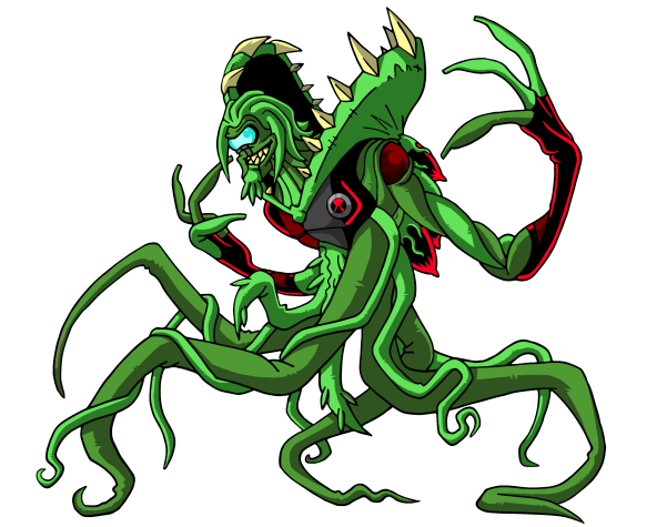 Deforester (Omnitrix Unleashed)
