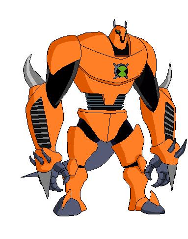 Ultimate Armodrillo (Earth-68)
