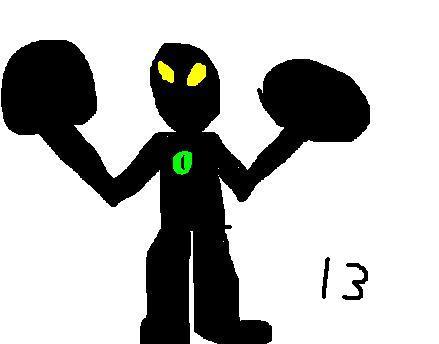 13 (Team Tennyson)