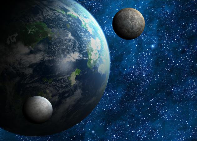 Earth (D)/BTUF