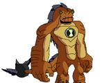 Humungousaur (Alien Wars)