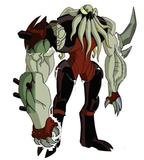 The Rise of Ultimate Vilgax (Part 3)