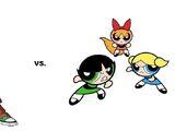 Ben 10 vs. Powerpuff Girls