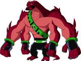 Fourmungousaur (Biomnitrix Unleashed)