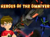 Ahmad-Blank: Heroes of the Omniverse