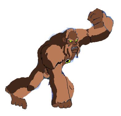 Bigfoot (Alien)