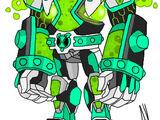 Xceed Atomix (Ben 10K-OH)