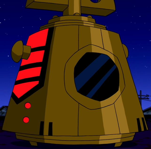 Chronosapien Time Bomb (Earth-1010)