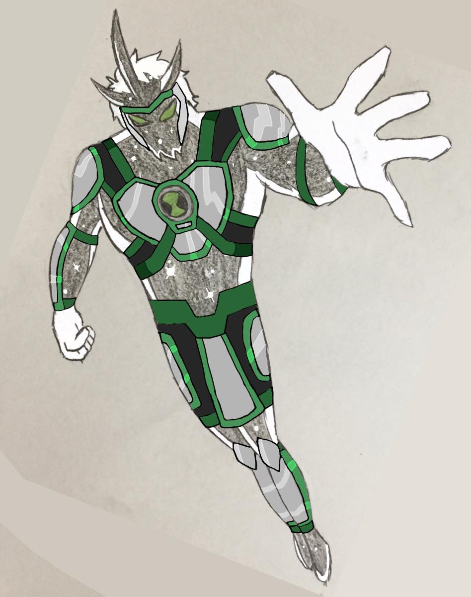Alien X (Battle Ben-OH)