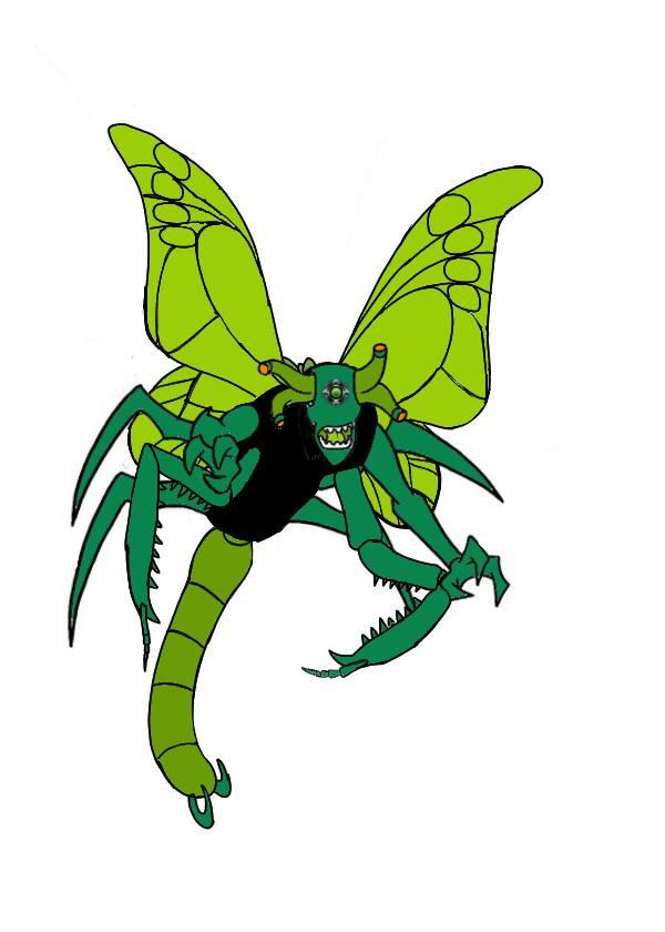 Stink Bug (Cthulhujr)