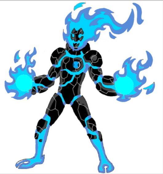 Charcoal Man (Ben 23-OH)
