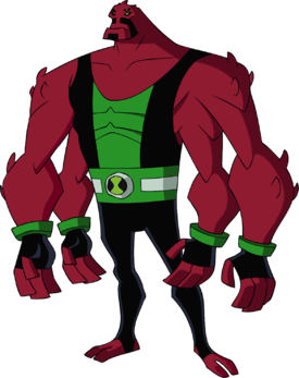 Four Arms (Ben 10: Omniversal Force)