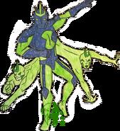 Ultimate Alien X (Aaron)