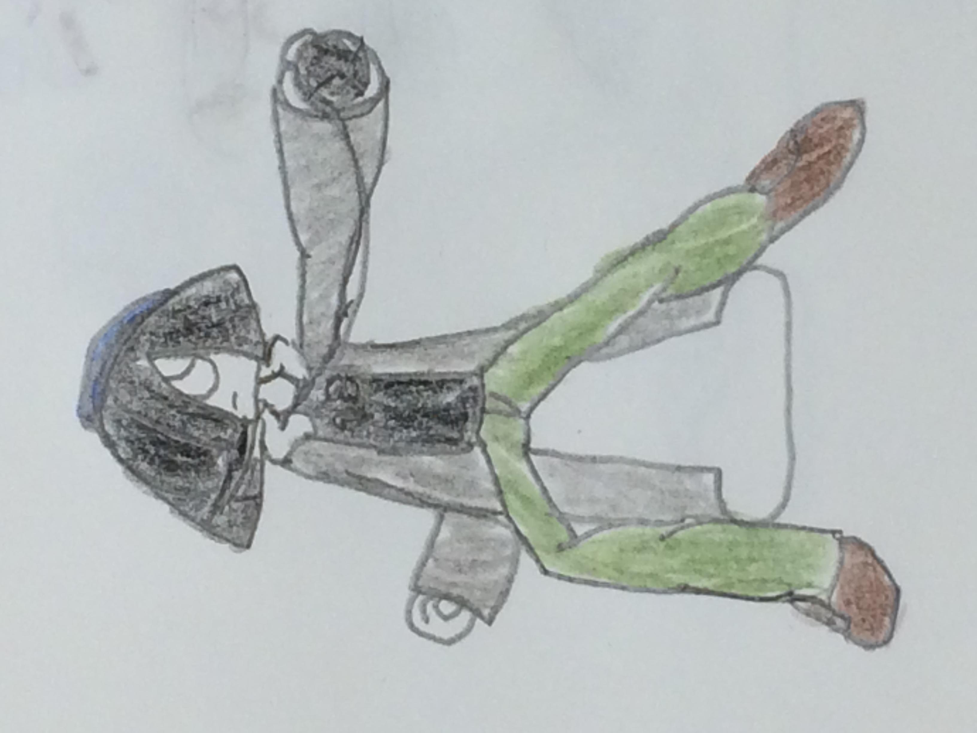 Derwin 13/Character