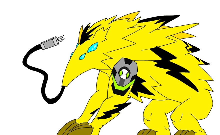 Anteaplug (Ben 10K-OH)