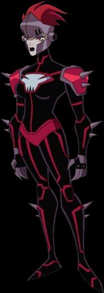 Rojo (Earth-90)