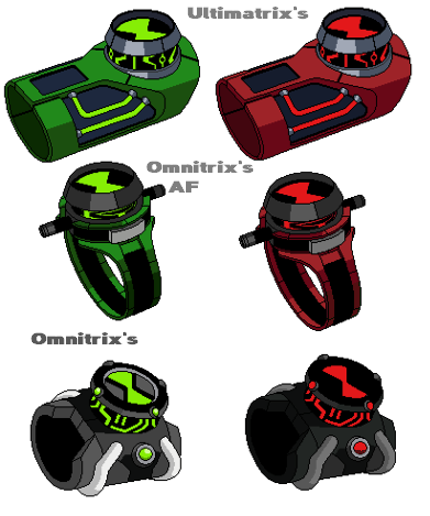 Ben 10: A New Generation: A Ben 10 Forward in Time Fanfic