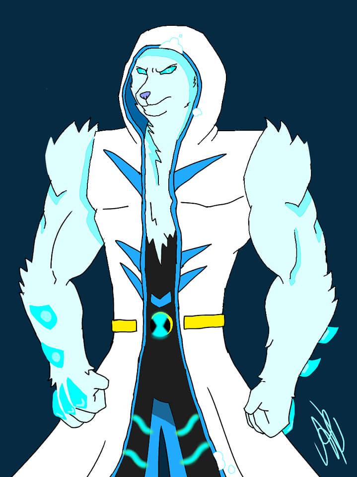 Ice Bear (Ominihero)
