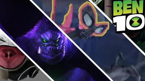 Ben 10 Videos/Ben 10 2018 Live Action Movie All Aliens In It