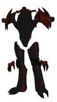 Vilgax's Original Series Armor