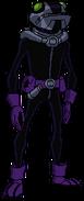 Incursean (with Helmet)