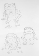 Leap Frog Concept Art