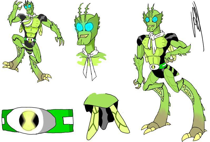 Crashhopper (Ominihero)