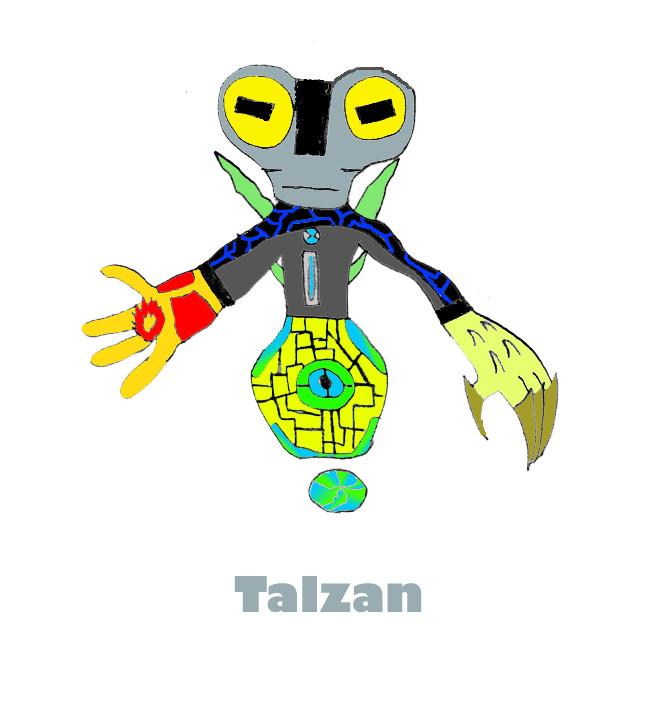 Talzan